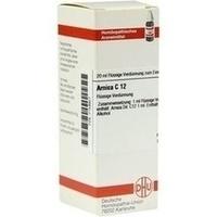 ARNICA C12, 20 ML, Dhu-Arzneimittel GmbH & Co. KG