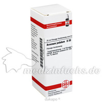 ARSENUM JODAT D30, 20 ML, Dhu-Arzneimittel GmbH & Co. KG