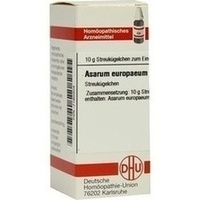 ASARUM EUROPAEUM C30, 10 G, Dhu-Arzneimittel GmbH & Co. KG