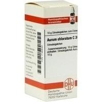 AURUM CHLORATUM C30, 10 G, Dhu-Arzneimittel GmbH & Co. KG