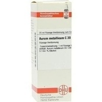 AURUM MET C30, 20 ML, Dhu-Arzneimittel GmbH & Co. KG