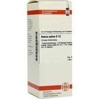 AVENA SATIVA D12, 50 ML, Dhu-Arzneimittel GmbH & Co. KG