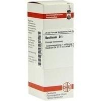 BASILICUM D 1, 20 ML, Dhu-Arzneimittel GmbH & Co. KG