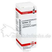 BASILICUM D 4, 20 ML, Dhu-Arzneimittel GmbH & Co. KG