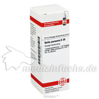 BELLIS PERENNIS D30, 20 ML, Dhu-Arzneimittel GmbH & Co. KG