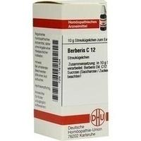 BERBERIS C12, 10 G, Dhu-Arzneimittel GmbH & Co. KG