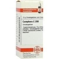 CAMPHORA C200, 10 G, Dhu-Arzneimittel GmbH & Co. KG