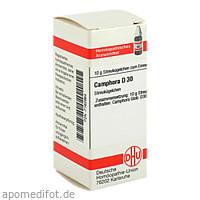 CAMPHORA D30, 10 G, Dhu-Arzneimittel GmbH & Co. KG