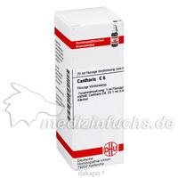 CANTHARIS C 6, 20 ML, Dhu-Arzneimittel GmbH & Co. KG