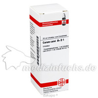 CARUM CARVI URT D 1, 20 ML, Dhu-Arzneimittel GmbH & Co. KG