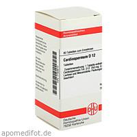 CARDIOSPERMUM D12, 80 ST, Dhu-Arzneimittel GmbH & Co. KG