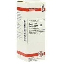 CAUSTICUM HAHNEM C30, 20 ML, Dhu-Arzneimittel GmbH & Co. KG