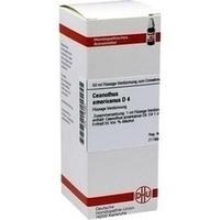 CEANOTHUS AMERICANUS D 4, 50 ML, Dhu-Arzneimittel GmbH & Co. KG