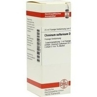 CHININUM SULF D30, 20 ML, Dhu-Arzneimittel GmbH & Co. KG