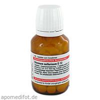 CHININUM SULF D12, 200 ST, Dhu-Arzneimittel GmbH & Co. KG