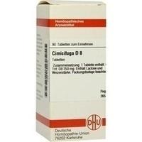 CIMICIFUGA D 8, 80 ST, Dhu-Arzneimittel GmbH & Co. KG