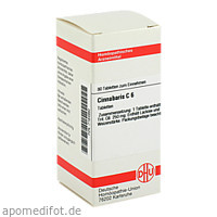 CINNABARIS C 6, 80 ST, Dhu-Arzneimittel GmbH & Co. KG