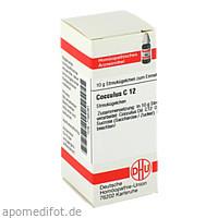 COCCULUS C12, 10 Gramm, Dhu-Arzneimittel GmbH & Co. KG