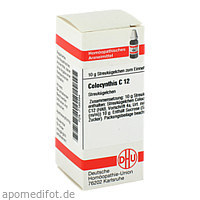 COLOCYNTHIS C12, 10 G, Dhu-Arzneimittel GmbH & Co. KG