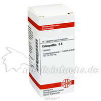COLOCYNTHIS C 6, 80 ST, Dhu-Arzneimittel GmbH & Co. KG