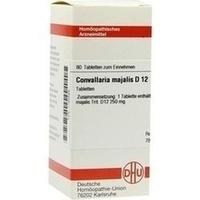 CONVALLARIA MAJAL D12, 80 ST, Dhu-Arzneimittel GmbH & Co. KG