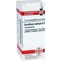 CORALLIUM RUBRUM D30, 10 G, Dhu-Arzneimittel GmbH & Co. KG