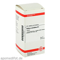 DATISCA CANNABINA D 4, 200 ST, Dhu-Arzneimittel GmbH & Co. KG