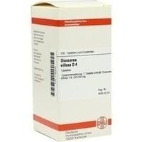 DIOSCOREA VILLOS D 4, 200 ST, Dhu-Arzneimittel GmbH & Co. KG