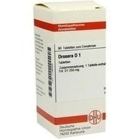 DROSERA D 1, 80 ST, Dhu-Arzneimittel GmbH & Co. KG