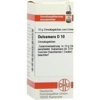 DULCAMARA D10, 10 G, Dhu-Arzneimittel GmbH & Co. KG