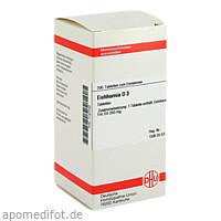 EICHHORNIA D 3 Tabletten, 200 ST, DHU-Arzneimittel GmbH & Co. KG