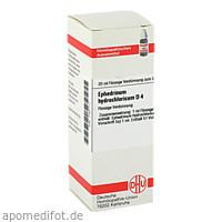 EPHEDRINUM HYDROCHLO D 4, 20 ML, Dhu-Arzneimittel GmbH & Co. KG