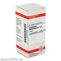 EPHEDRINUM HYDROCHLO D 6, 80 ST, Dhu-Arzneimittel GmbH & Co. KG