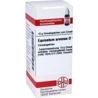 EQUISETUM ARVENSE D12, 10 G, Dhu-Arzneimittel GmbH & Co. KG