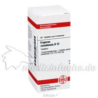 ERIGERON CANADENSIS D12, 80 ST, Dhu-Arzneimittel GmbH & Co. KG