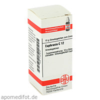 EUPHRASIA C12, 10 G, Dhu-Arzneimittel GmbH & Co. KG