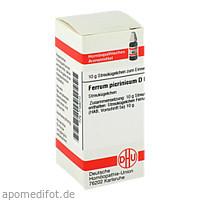FERRUM PICRINICUM D 6, 10 G, Dhu-Arzneimittel GmbH & Co. KG