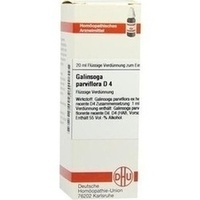 GALINSOGA PARV. D 4, 20 ML, Dhu-Arzneimittel GmbH & Co. KG