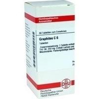 GRAPHITES C 6, 80 ST, Dhu-Arzneimittel GmbH & Co. KG