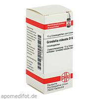 GRINDELIA ROBUSTA D 6, 10 G, Dhu-Arzneimittel GmbH & Co. KG