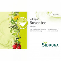 Sidroga Wellness Basentee, 20X1.5 G, Sidroga Gesellschaft Für Gesundheitsprodukte mbH