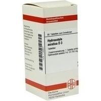 HYDROCOTYLE ASIATICA D 3, 80 ST, Dhu-Arzneimittel GmbH & Co. KG