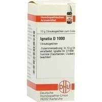 IGNATIA D1000, 10 G, Dhu-Arzneimittel GmbH & Co. KG