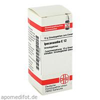 IPECACUANHA C12, 10 G, Dhu-Arzneimittel GmbH & Co. KG