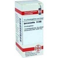 IPECACUANHA D200, 10 G, Dhu-Arzneimittel GmbH & Co. KG