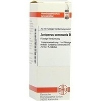 JUNIPERUS COMM D 3, 20 ML, Dhu-Arzneimittel GmbH & Co. KG