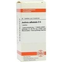 JUSTICIA ADHAT D 6, 80 ST, Dhu-Arzneimittel GmbH & Co. KG