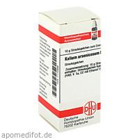 KALIUM ARSENICOSUM D 6, 10 G, Dhu-Arzneimittel GmbH & Co. KG