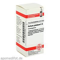KALIUM JODATUM C 6, 10 G, Dhu-Arzneimittel GmbH & Co. KG