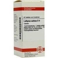 LATHYRUS SATIV D 4, 80 ST, Dhu-Arzneimittel GmbH & Co. KG